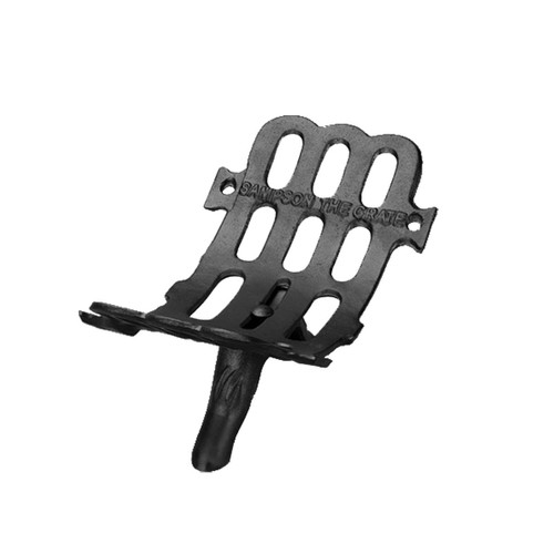 8'' Sampson Fireplace Grate Expander Section