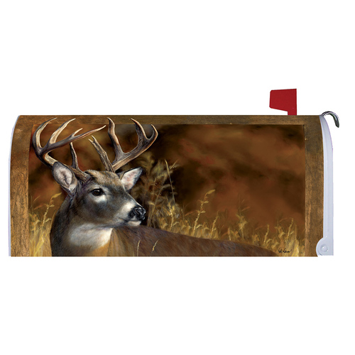 Everyday Mailbox Cover - Trophy Buck