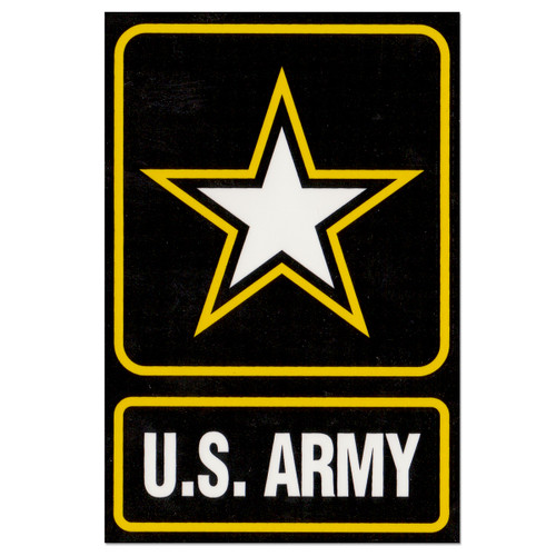 U.S.Army Logo Decal