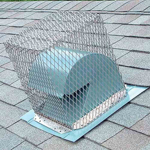 7'' x 7'' Stainless Steel Animal Control Screen
