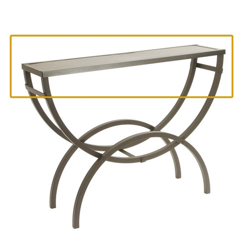 """HY-C Table Top for 48"""" Crescent Log Rack"""