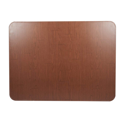 36'' X 48'' UL 1618 Wood Grain Stoveboard