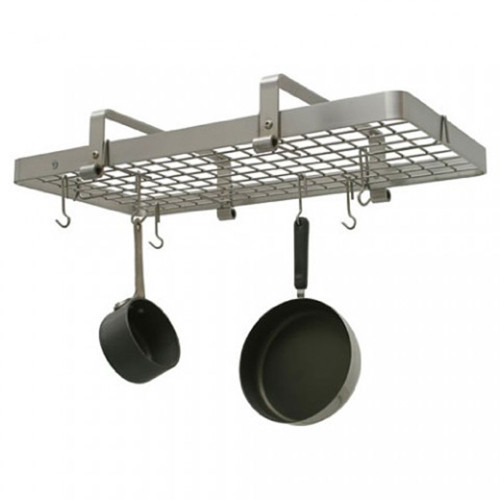 Low Ceiling Rectangle Rack-Stainless Steel