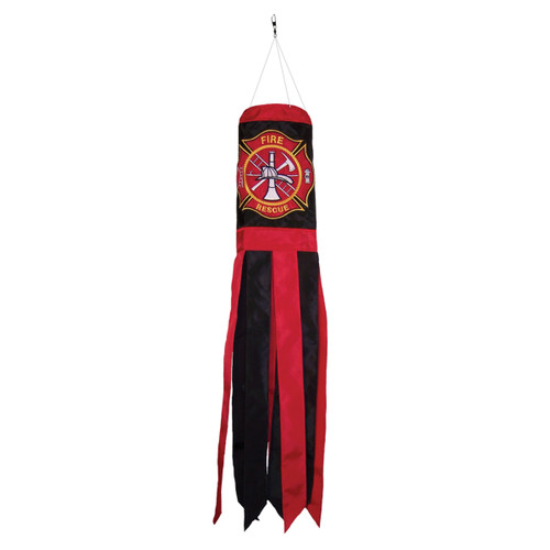 Fire Department Windsock