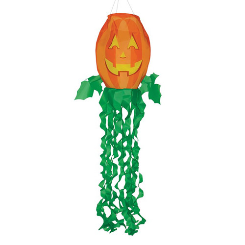 Halloween Windsock - Jack O' Lantern