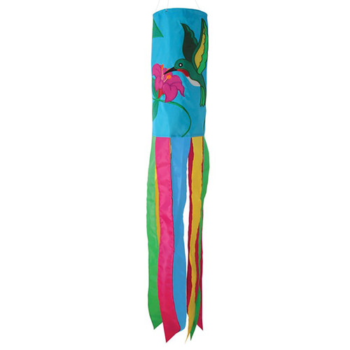 Summer Windsock - Hummingbird