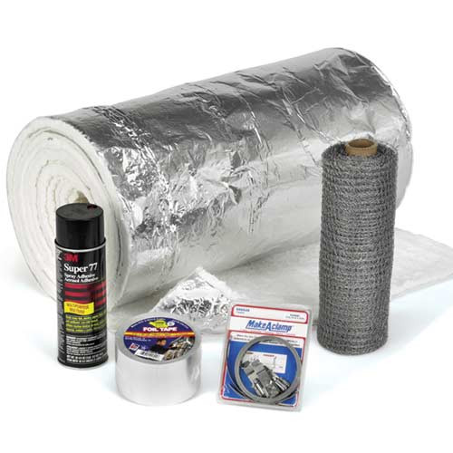 "7"" x 25' HomeSaver UltraPro Insulation Kit"