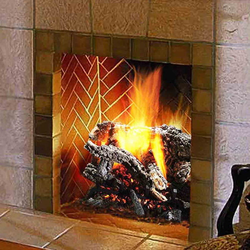 30'' Canyon Wildfire Vented Gas Log Set-Natural Gas