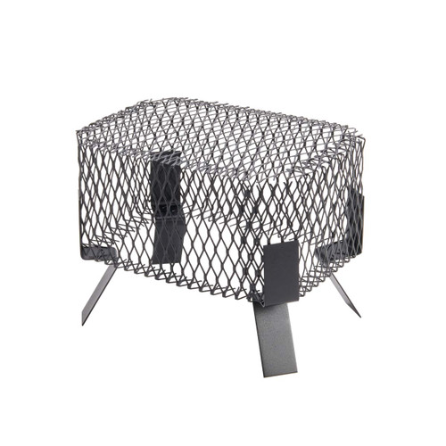 9'' x 13'' Galvanized Spark Arrestor and Animal Screen