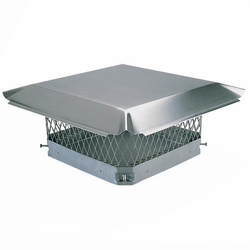 13'' x 13'' Hy-C Stainless Chimney Cap