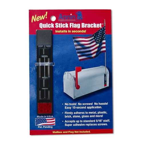 Quick Stick Flag Bracket