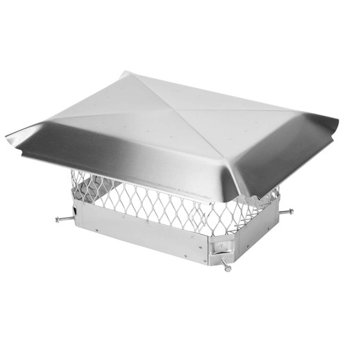 9'' x 13'' Hy-C Stainless Chimney Cap