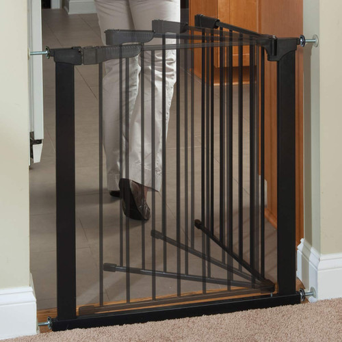 KidCo Auto Close Gateway - Black