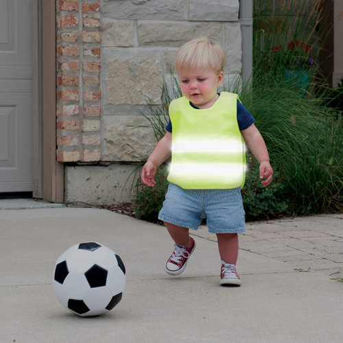 KidCo Reflective Vest - Neon Yellow