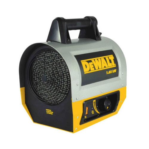 DeWalt 1.65 kW Electric Forced Air Heater
