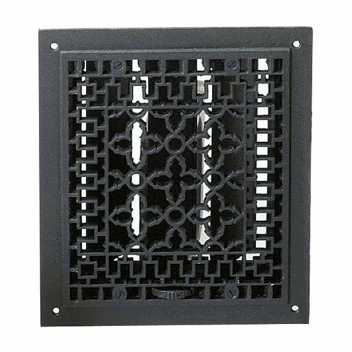 Cast Iron Register Floor Vent