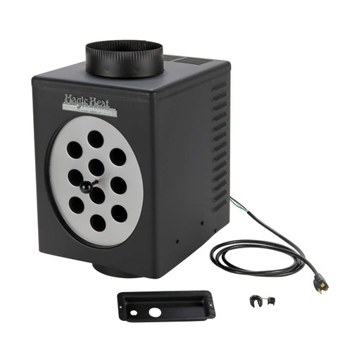 6'' Magic Heat Gas Stove Heat Reclaimer