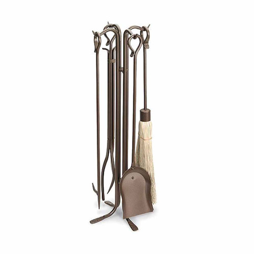 Pilgrim 5 Piece Vintage Style Toolset - Burnished Bronze