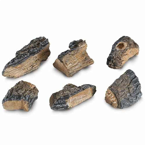 Peterson Real Fyre 6 Charred Wood Chips