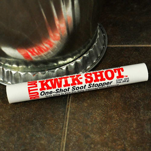 Kwik-Shot Soot Stopper