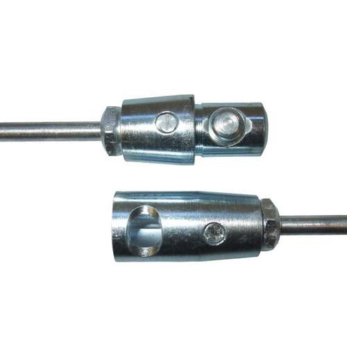 2 1/2' Prokleen Rod with Torque Lock Connector