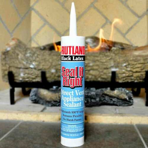 Seal It Right Direct Vent Appliance Sealant - 10.3 oz.