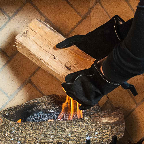 HearthX Fireplace Gloves-Pair
