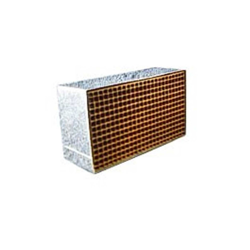 1.875'' x 6.875'' x 2'' Catalytic Combustor Replacement with Metal Band