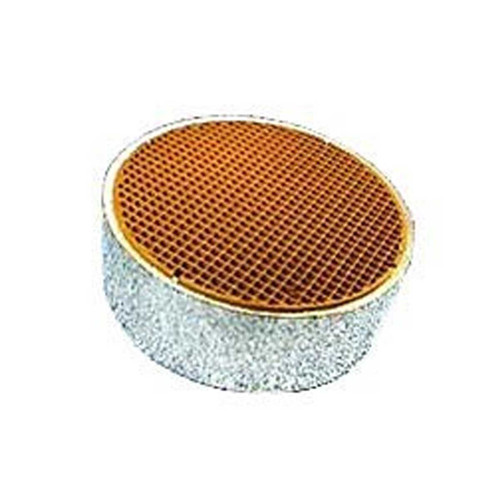 5.66'' x 3'' Round Catalytic Combustor Replacement with Metal Band - 3420