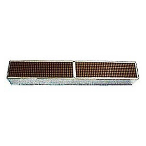 2.5'' x 15'' x 3'' Catalytic Combustor Replacement with Metal Band