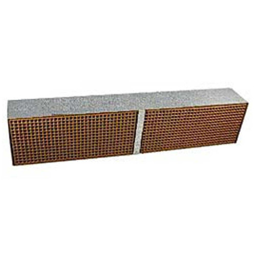 3.5'' x 12'' x 2'' Catalytic Combustor Replacement with metal band
