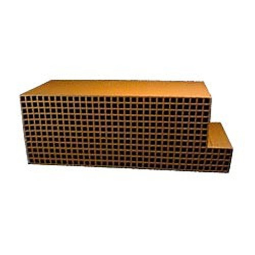 2.5'' x 6.875'' x 3 Catalytic Combustor Replacement with a Notch
