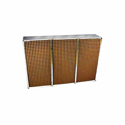 6'' x 10.625'' x 2'' Catalytic Combustor Replacement with Metal Band