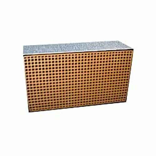 3.875'' x 6.875'' x 2'' Catalytic Combustor Replacement with Metal Band - 3508