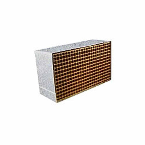 3.5'' x 6'' x 2'' Catalytic Combustor Replacement with Metal Band