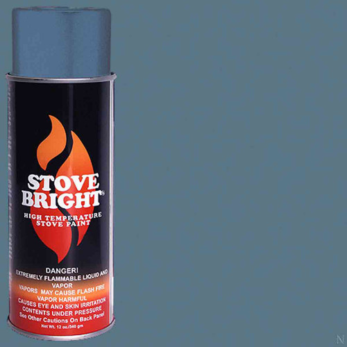 Stove Bright High Temp Paint - Patriot Blue