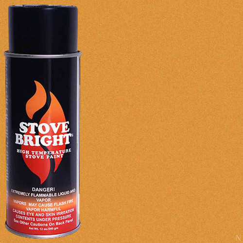 Stove Bright High Temp Paint - Copper