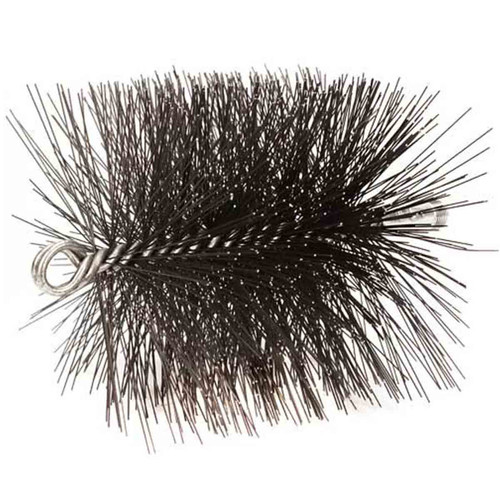 10'' x 10'' Square Heavy-Duty (Wire) Chimney Brush