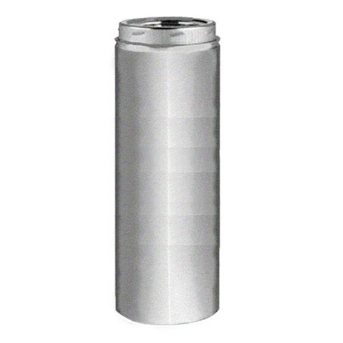 6'' x 36'' Selkirk Galva-Temp Galvanized  Chimney Pipe - 206036G