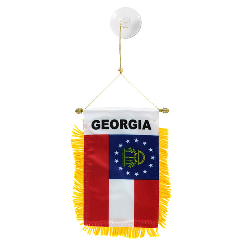 Georgia Mini Window Banner