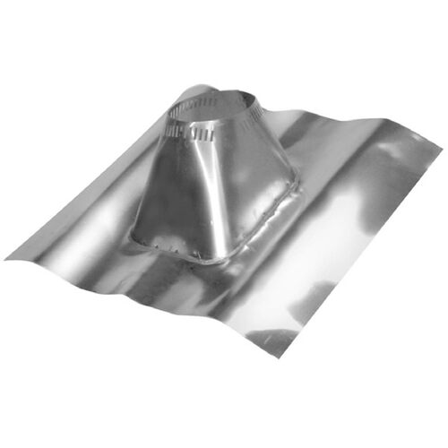 6'' Selkirk Metal Roof Flashing 2/12 to 6/12 Pitch - 206845