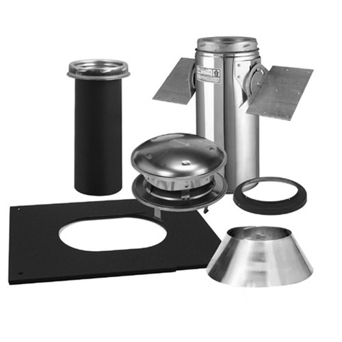 6'' Selkirk Pitched Ceiling Support Kit - 206621