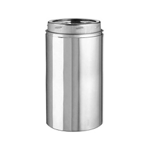 6'' x 18'' Selkirk Ultra Temp Stainless Chimney Pipe - 206018U