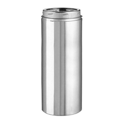 6'' x 24'' Selkirk Ultra Temp Stainless Chimney Pipe - 206024U