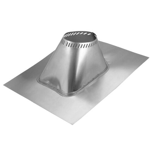 8'' Selkirk Adjustable Roof Flashing for 12/12 to 24/12 - 208835