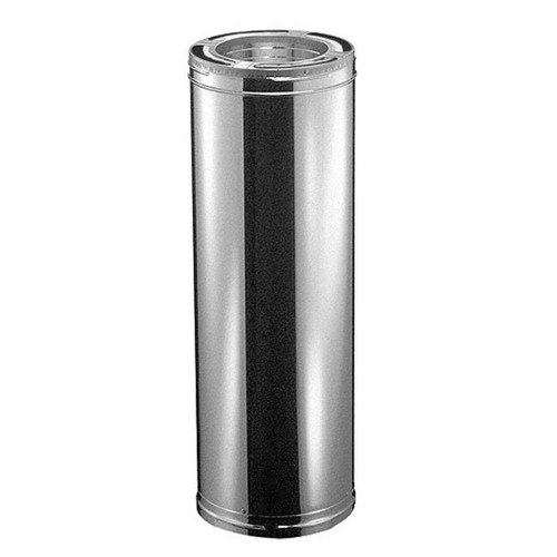 6'' x 24'' DuraPlus Galvanized Chimney Pipe - 6DP-24
