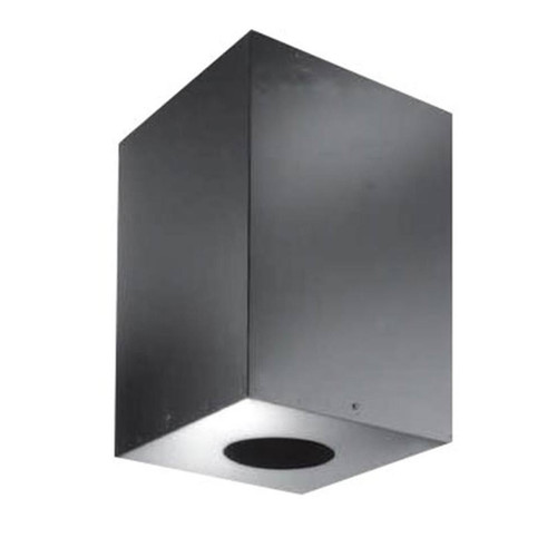 6'' DuraPlus 11'' Square Ceiling Support Box - 6DP-CS11