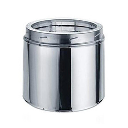 6'' x 9'' DuraTech Stainless Steel Chimney Pipe