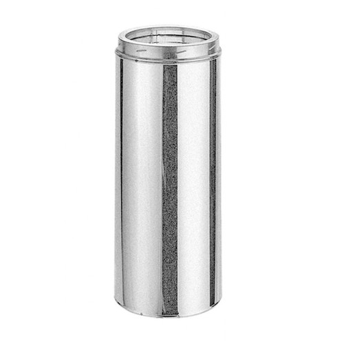 6'' x 24'' DuraTech Galvanized Chimney Pipe - 6DT-24