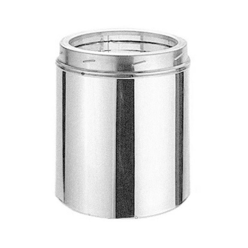 7'' x 12'' DuraTech Galvanized Chimney Pipe - 7DT-12
